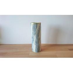 Vase droit effet textile de...