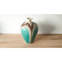 Vase rond cascade réactif...