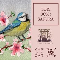 Réservation SAKURA TORI BOXES