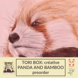 PANDA TORI BOX: creative