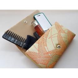 belle et pratique, c'est un vrai sac élégant aux couleurs du Japon!