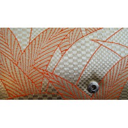 soie brodée de Kyoto