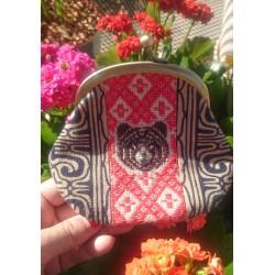 copy of Kimono rouge à...