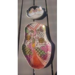 céramique artisanale japonaise fait-main.