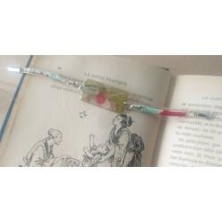 bracelet fait-main d'inspiration japonaise par Koneko Shoppu