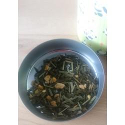 thé vert délices d'outre mer par Ochaya