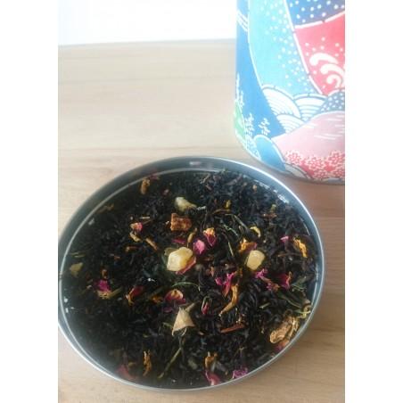 thé momiji parfumé par Ochaya