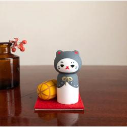 Neko déguisé en souris