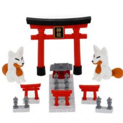 Temple Inari gomme