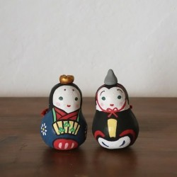 Hina matsuri figurine