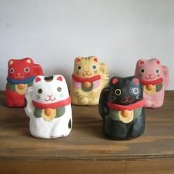 Manekineko mini figurine