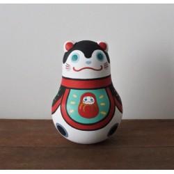 Inu hariko Matryoshka poupée japon bois artisanat