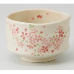 Bol céramique Set artisanat japonais sakura