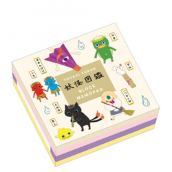 yokai stationery made in Japan Note pad