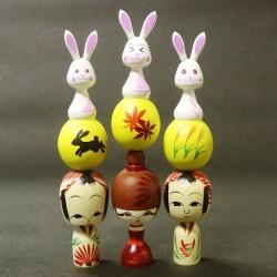 Little Crazy tsukimi by  Wagatsuma Noboru