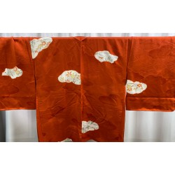 Haori orange 4 seasons