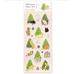 Pack Mery christmas! Japanese stationery