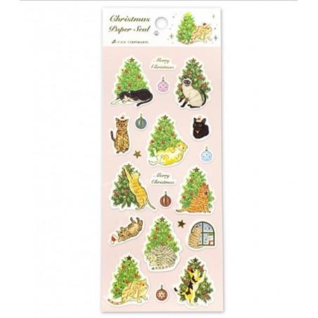 Pack Mery christmas! Japanese stationery