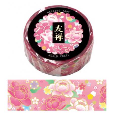 Sakura Yuzen Washi tape World Craft