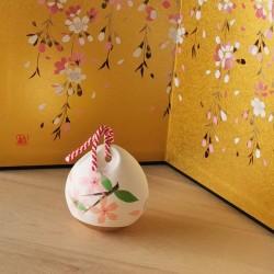 Cloche dorei sakura