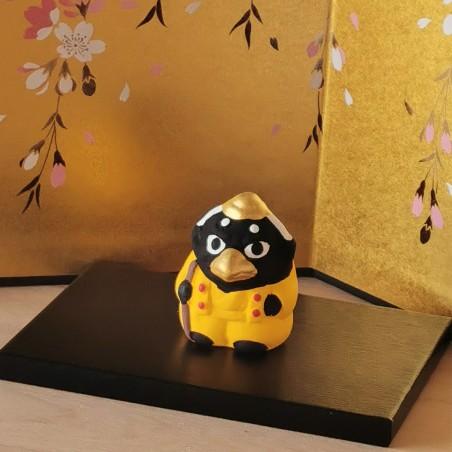 Karasutengu de Katotouki fabriqué au Japon à Seto à la main. omikuji artisanat japonais