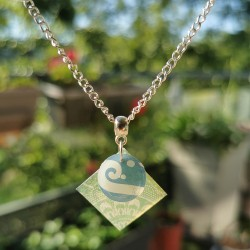 Necklace aquatic japanese...