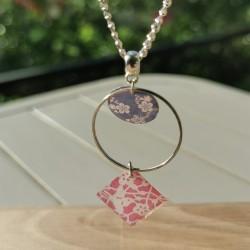 Long Necklace ume japanese...