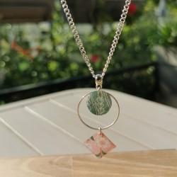 Long Necklace sakura...