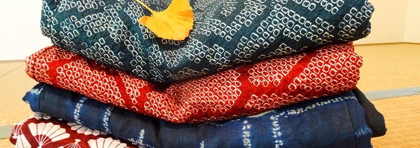 Kimono et haori