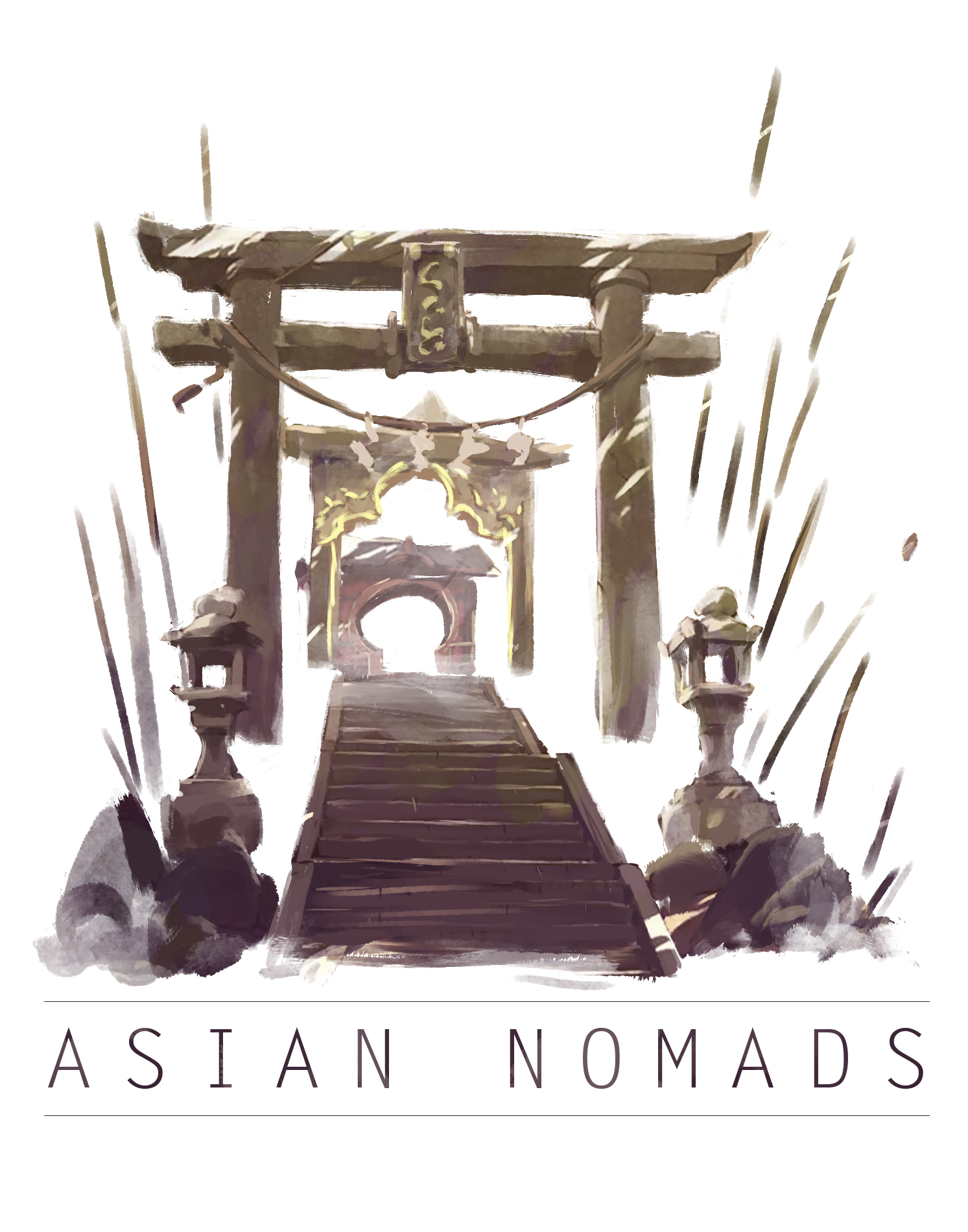 Logo Asian Nomads