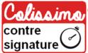 Colissimo signature
