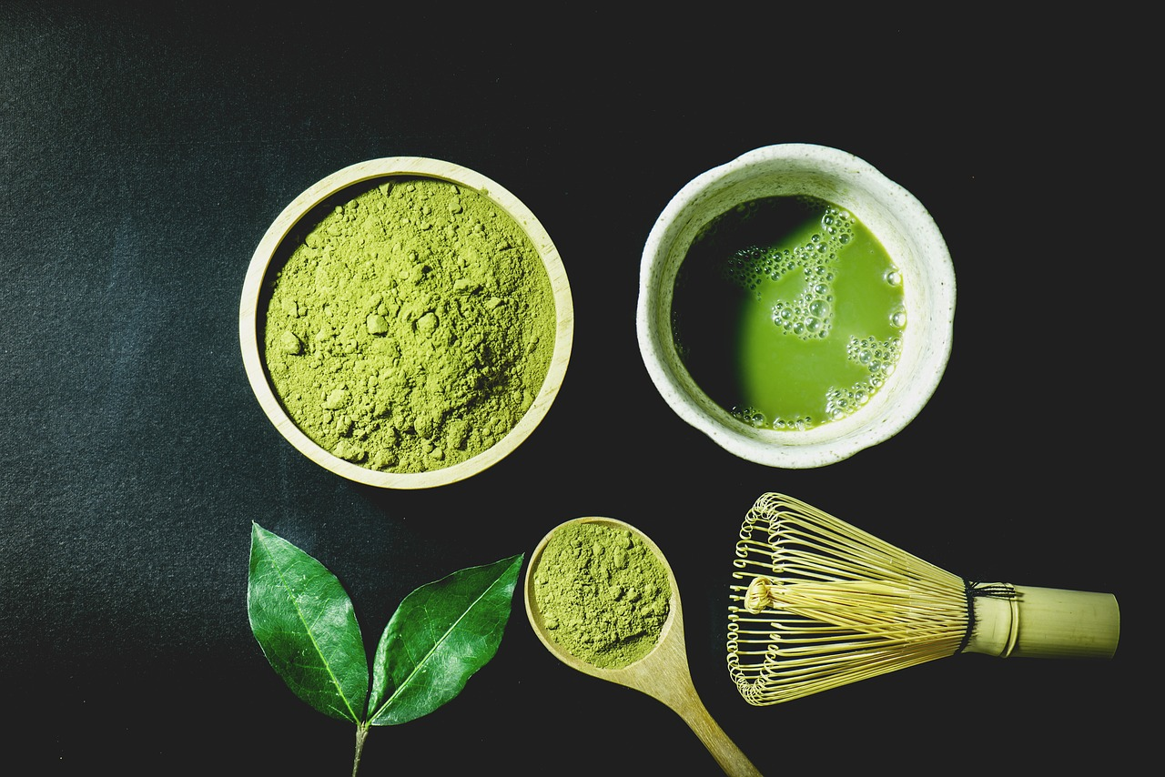 Parfum d'ambiance Matcha thé vert japonais