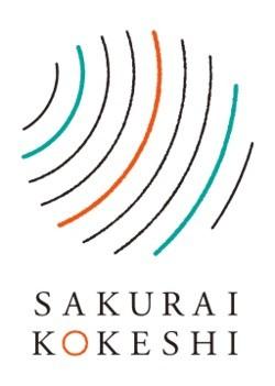 Sakurai kokeshi
