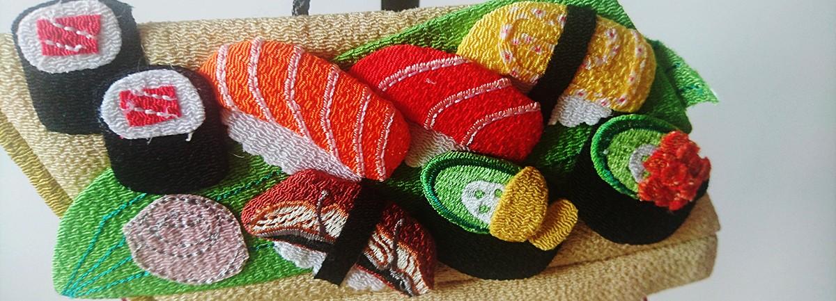 Des suspensions décoratives incroyables en soie